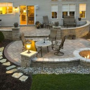 Small Backyard Patio Ideas On a Budget 50