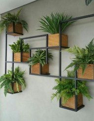 Stunning DIY Vertical Garden Design Ideas 41