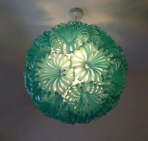 Ways to Reuse and Recycle Empty Plastic Bottles in Your Home Decoration 43