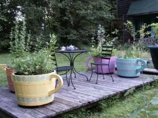 Amazing DIY Garden Decoration Idea You Must Try 43