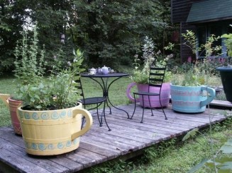 Amazing DIY Garden Decoration Idea You Must Try 43