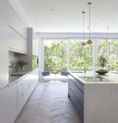 Awesome Kitchen Island Design Ideas with Modern Decor & Layout 04