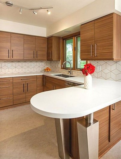 Awesome Kitchen Island Design Ideas with Modern Decor & Layout 11