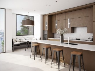 Awesome Kitchen Island Design Ideas with Modern Decor & Layout 12