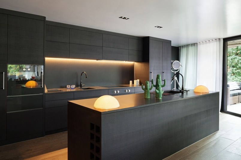 Awesome Kitchen Island Design Ideas with Modern Decor & Layout 17