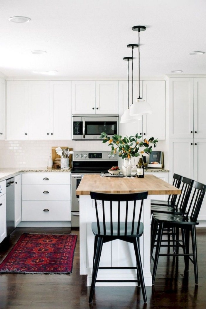 Awesome Kitchen Island Design Ideas with Modern Decor & Layout 22
