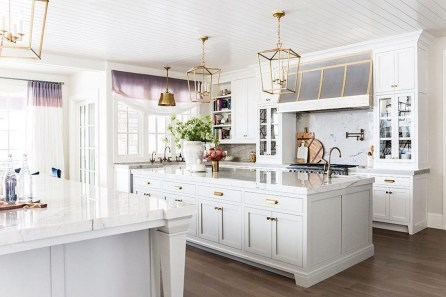 Awesome Kitchen Island Design Ideas with Modern Decor & Layout 39