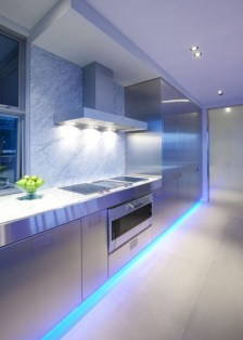 Awesome Kitchen Island Design Ideas with Modern Decor & Layout 47