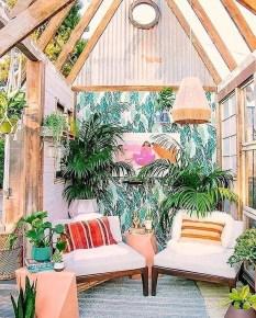 Basic Exterior Wall Into an Elegant Vertical Garden to Perfect Your Garden 13