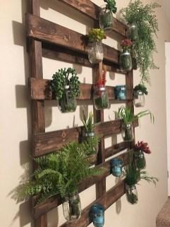 Basic Exterior Wall Into an Elegant Vertical Garden to Perfect Your Garden 30