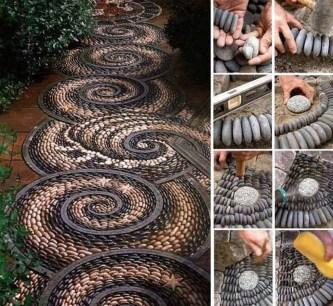 Beautiful DIY Mosaic Ideas To Beautify Your Garden 03