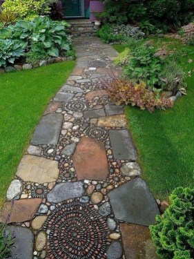 Beautiful DIY Mosaic Ideas To Beautify Your Garden 19