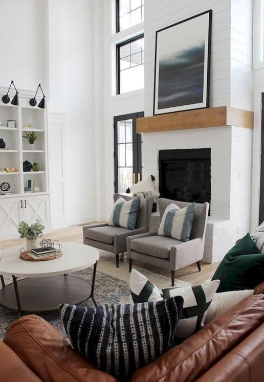 Best Living Room Furniture Design & Decoration Ideas 49