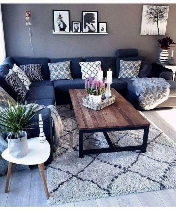 Best Living Room Furniture Design & Decoration Ideas 52