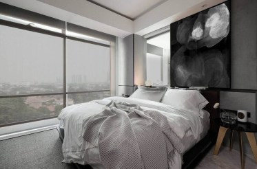 Best Minimalist Bedroom Color Inspiration 01