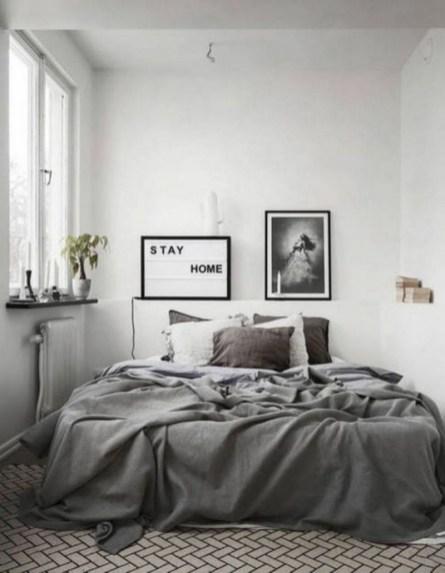 Best Minimalist Bedroom Color Inspiration 25