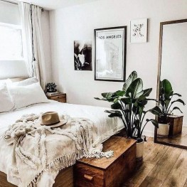 Best Minimalist Bedroom Color Inspiration 30