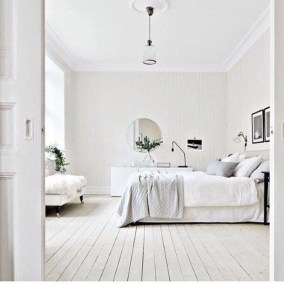 Best Minimalist Bedroom Color Inspiration 35