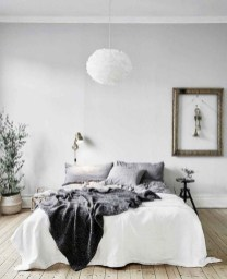 Best Minimalist Bedroom Color Inspiration 53