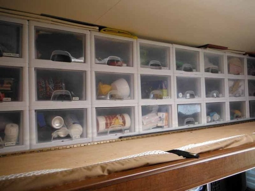 Best RV Modifications with DIY Storage 27