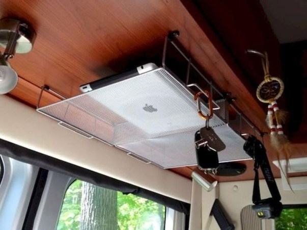 Best RV Modifications with DIY Storage 33