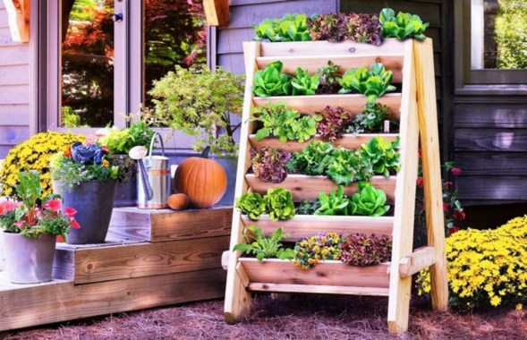 Cheap DIY Garden Ideas Everyone Can Do It 03