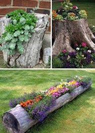 Cheap DIY Garden Ideas Everyone Can Do It 24