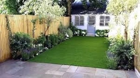 Clever Gardening Ideas with Low Maintenance 31