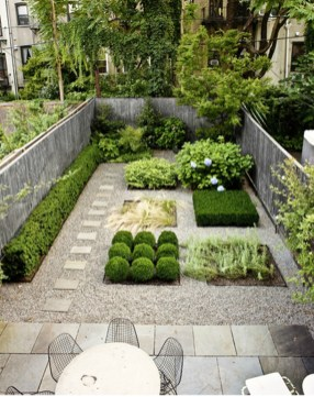 Clever Gardening Ideas with Low Maintenance 43