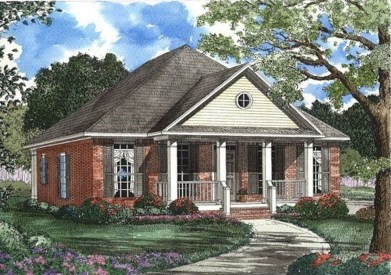 Comfortable Small Cottage House Plan Ideas 15