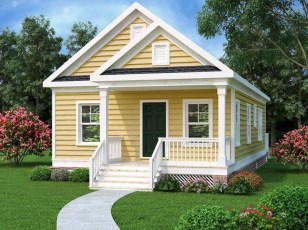 Comfortable Small Cottage House Plan Ideas 28