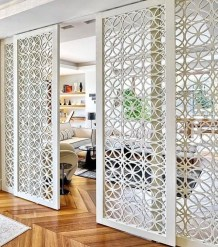 Cozy Room Divider for Small Apartments 04