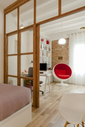 Cozy Room Divider for Small Apartments 11