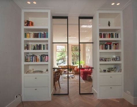 Cozy Room Divider for Small Apartments 13
