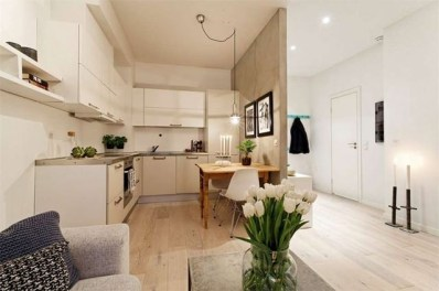 Cozy Room Divider for Small Apartments 15