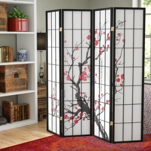 Cozy Room Divider for Small Apartments 25
