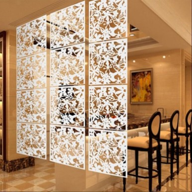 Cozy Room Divider for Small Apartments 37