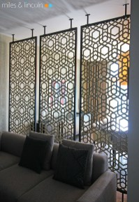 Cozy Room Divider for Small Apartments 41