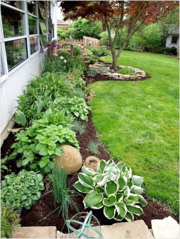 Gardening Tips- Maintenance Landscaping Front yard 14