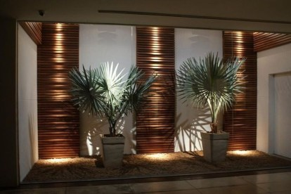Gorgeous Front Fence Lighting Ideas to Apply Now 05
