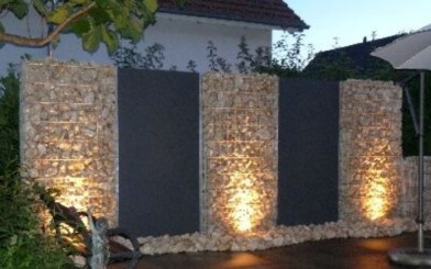 Gorgeous Front Fence Lighting Ideas to Apply Now 28