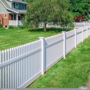 How to Coolest & Looks Bright, with Fences White-colored House 34