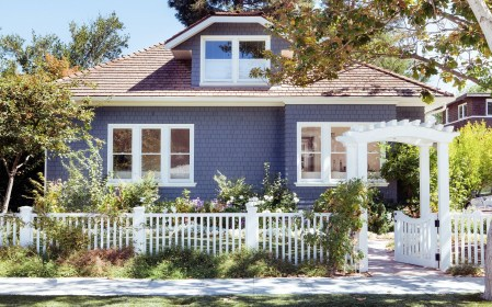 How to Coolest & Looks Bright, with Fences White-colored House 40