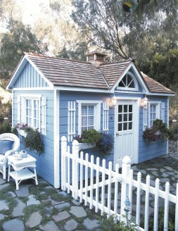 How to Coolest & Looks Bright, with Fences White-colored House 49