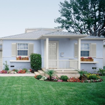 How to Coolest & Looks Bright, with Fences White-colored House 53