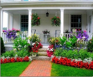 Most Amazing Front Yard and Backyard Landscaping Ideas 49