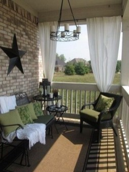 Outdoor Curtain Ideas to Spice Up Your Outdoor Space 14