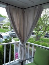 Outdoor Curtain Ideas to Spice Up Your Outdoor Space 30