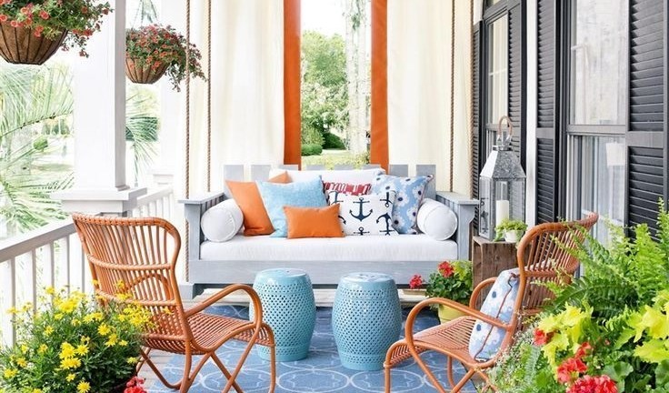 45 Outdoor Curtain Ideas to Spice Up Your Outdoor Space
