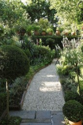 Stunning Garden Path and Walkways Design to Beautify Your Garden 05